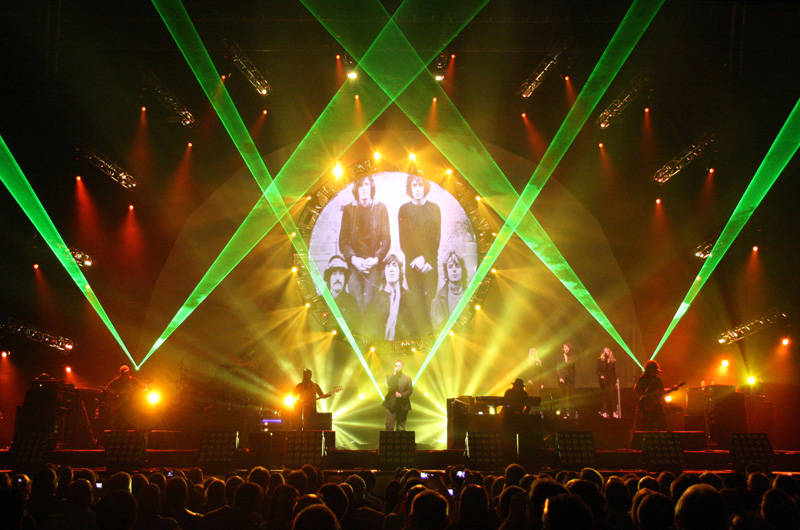 Australian Pink Floyd Live at Liverpool Echo Arena in March 2011