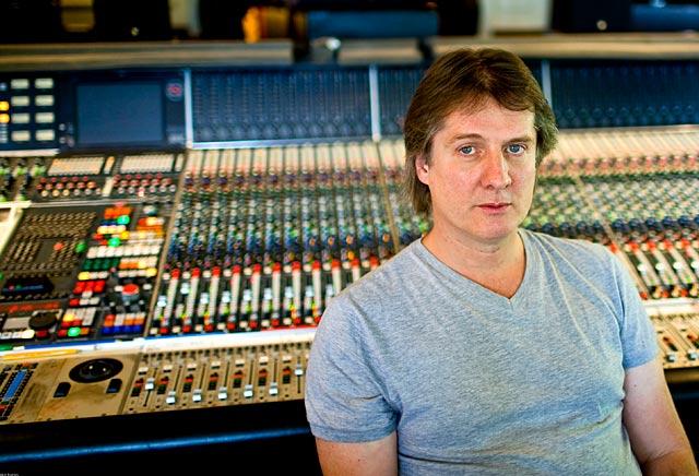 Andy Jackson | Pink Floyd Studio Engineers | Astoria Studios UK