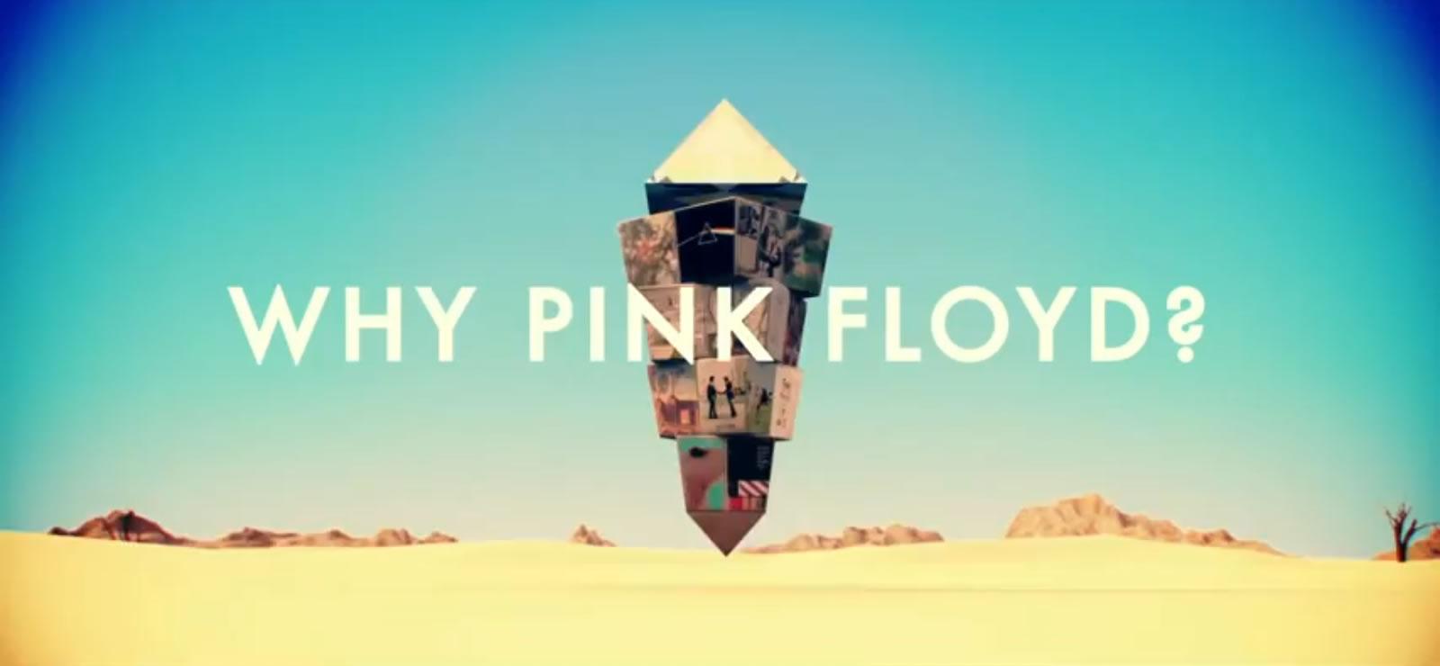 Why Pink Floyd | UK TV Advert