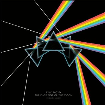 Pink Floyd | Dark Side of the Moon | Front Cover of 2011 Edition