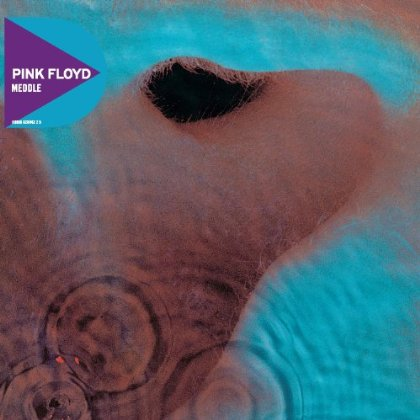 Pink Floyd | Meddle | Front Cover of 2011 Edition