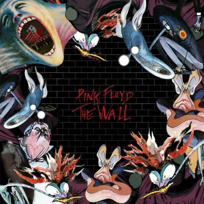 Pink Floyd | The Wall | Front Cover of 2011 Edition