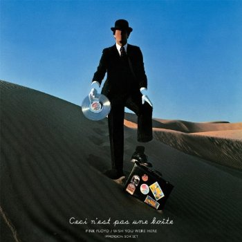 Pink Floyd | Wish You Were Here | Front Cover of 2011 Edition