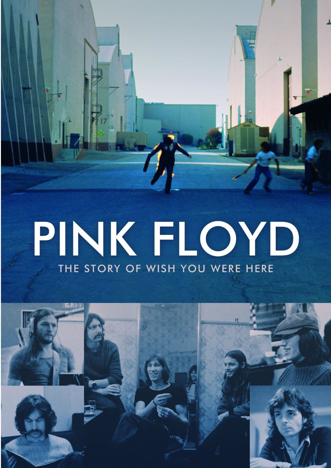 Pink Floyd Story of Wish You Were Here