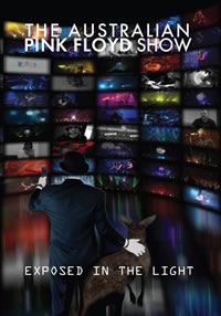 Aussie Floyd's Exposed in the Light DVD