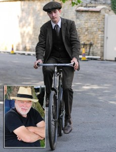 David Gilmour's Kids in New Downton Abbey TV Show