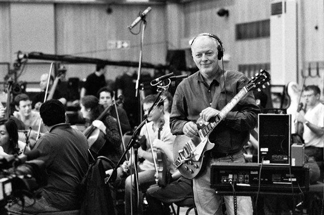 David Gilmour New Album