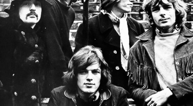 Pink Floyd in Cambridge Radio Documentary