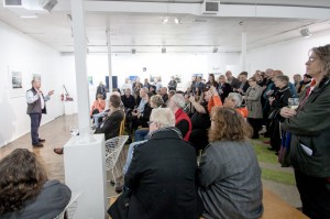 2 - The Audience at St Pauls Gallery in Birmingham