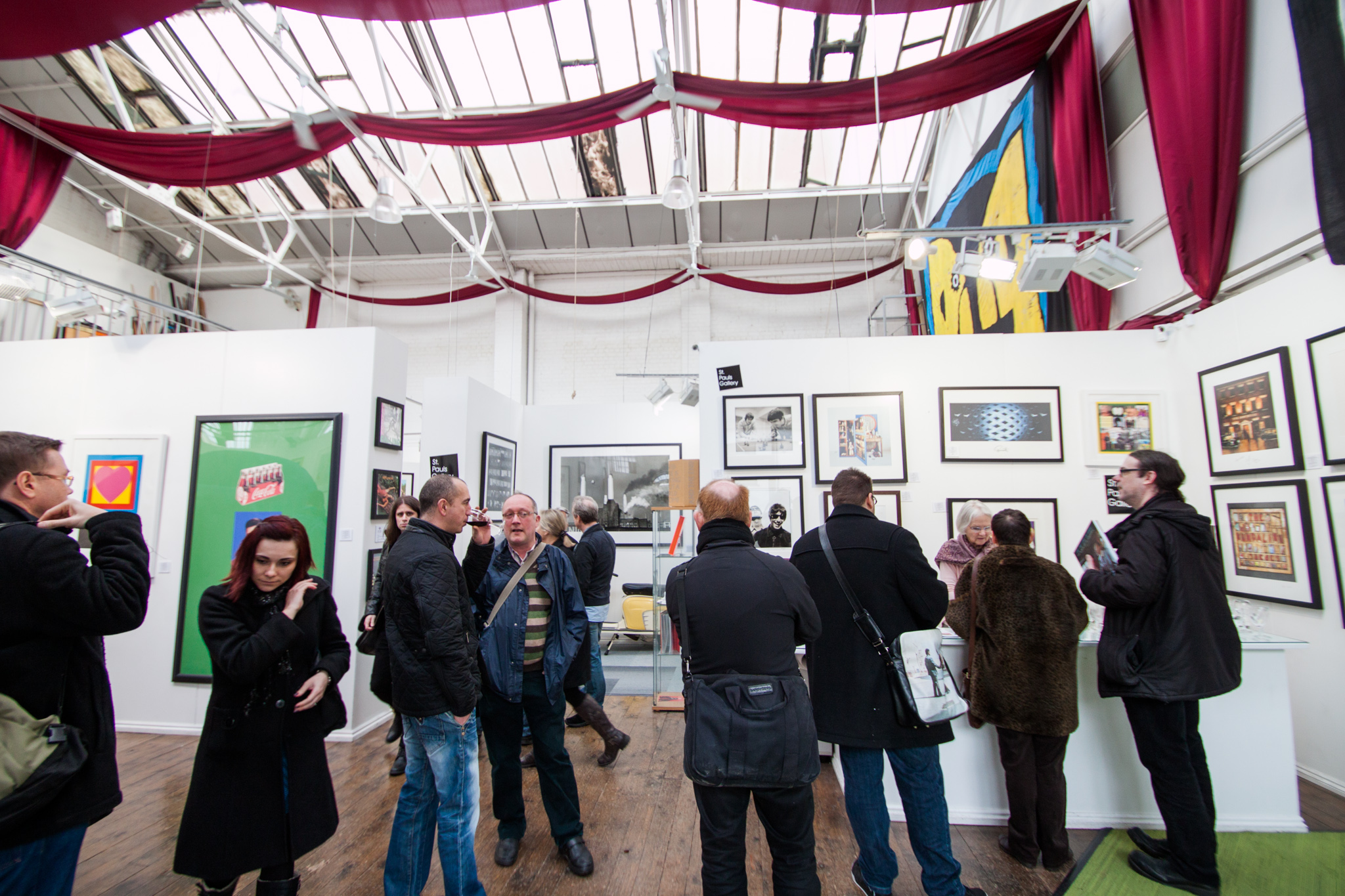 20 - St Pauls Gallery Exhibition