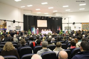 Aprilia School Auditorium