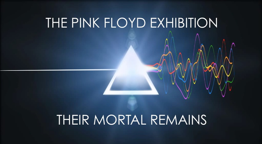 Pink floyd exhibition their mortal remains neptune for Pink floyd exhibition