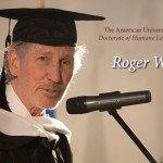 Roger Waters Awarded A University Degree - See Pictures