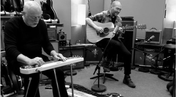 David Gilmour and Ben Watt The Levels