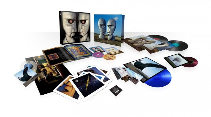 Pink Floyd Division Bell Deluxe Box Set for 20th Anniversary