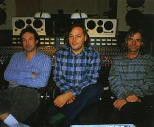 Pink Floyd in Studio
