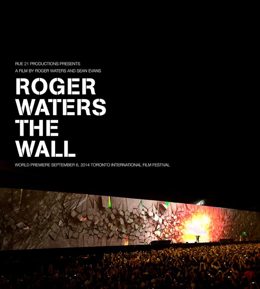 Roger Waters The Wall Live Film 2014 Film Premiere