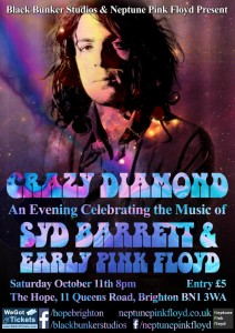 NPF Syd Barrett & Early Pink Floyd Show 2014