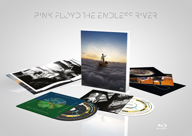 Pink Floyd Endless River - Boxset Blu-Ray Version