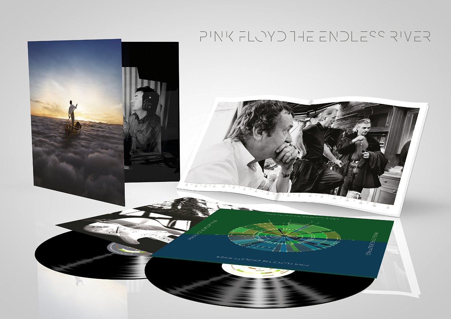 Pink Floyd Endless River - Double Vinyl
