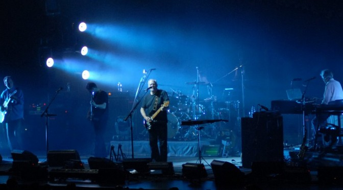 """David Gilmour's New Album """"Coming Along Very Well…"""" in 2015"""