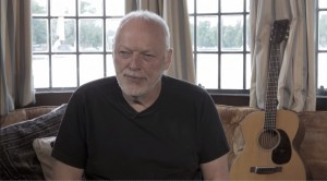 David Gilmour on Astoria Recording Studio Endless River