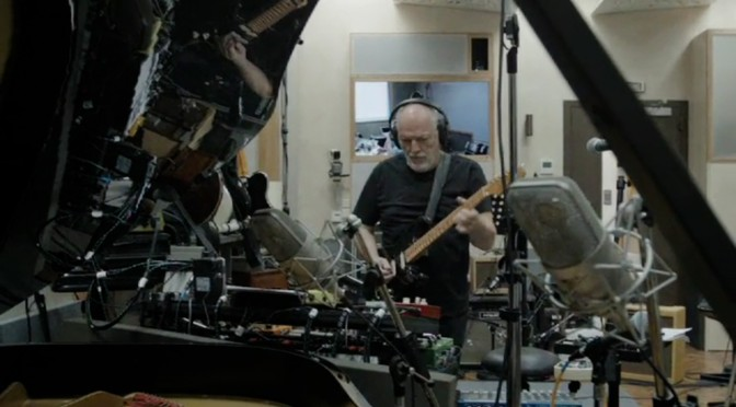 Watch Full Pink Floyd New Album Press Video – 10min EPK