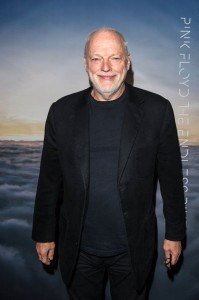 David Gilmour at Endless River Album Launch 2014, Porchester Hall, London