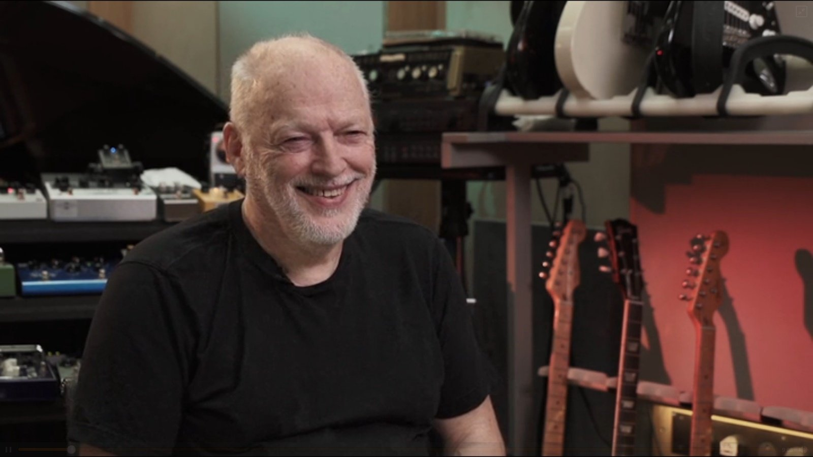 David Gilmour Interview with Amazon 2014