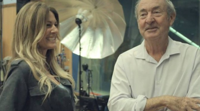 Nick Mason Drums on Kirsty Bertarelli's New Album Indigo Shores