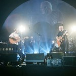 David Gilmour Performs with Bombay Bicycle Club in London