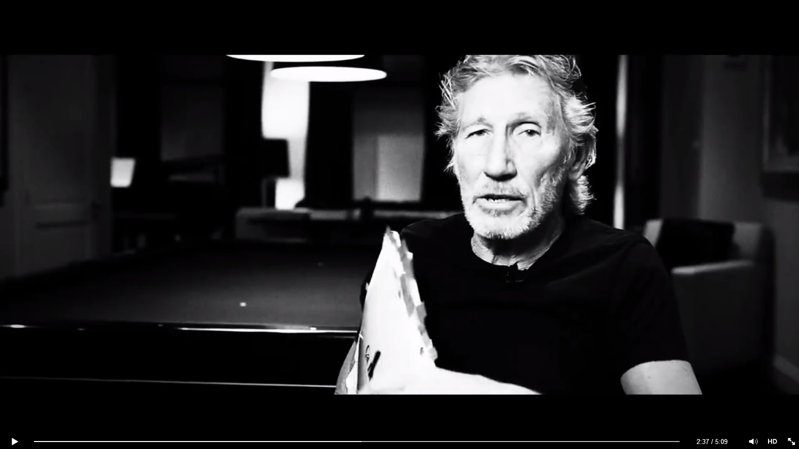 Roger Waters Ca Ira 2015