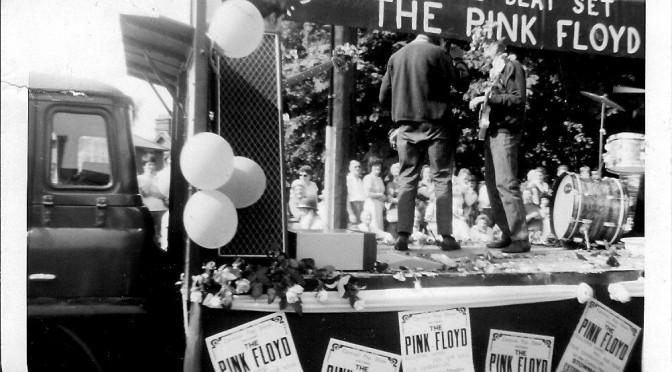 Pink Floyd Stowmarket Fair 1967