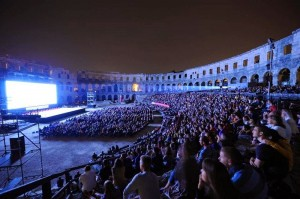 Pula Arena Croatia David Gilmour