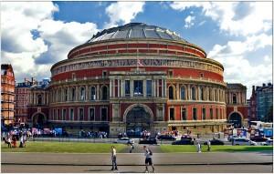 Royal Albert Hall London David Gilmour