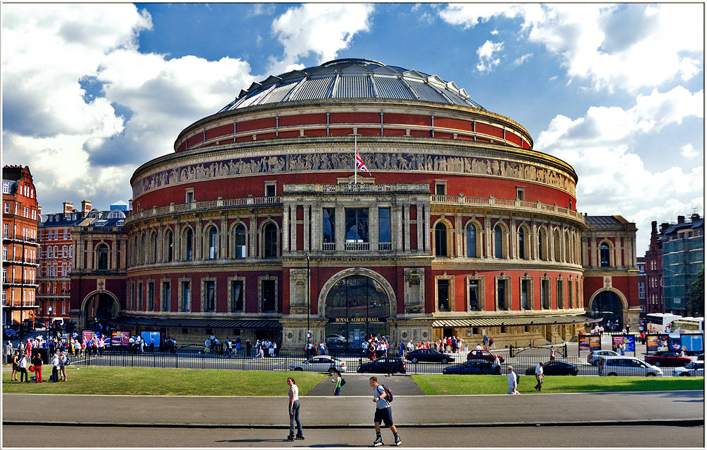 Royal Albert Hall London David Gilmour