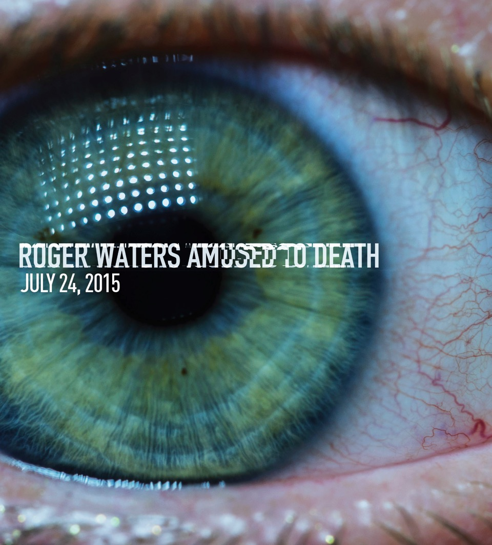 Roger Waters Amused to Death Release