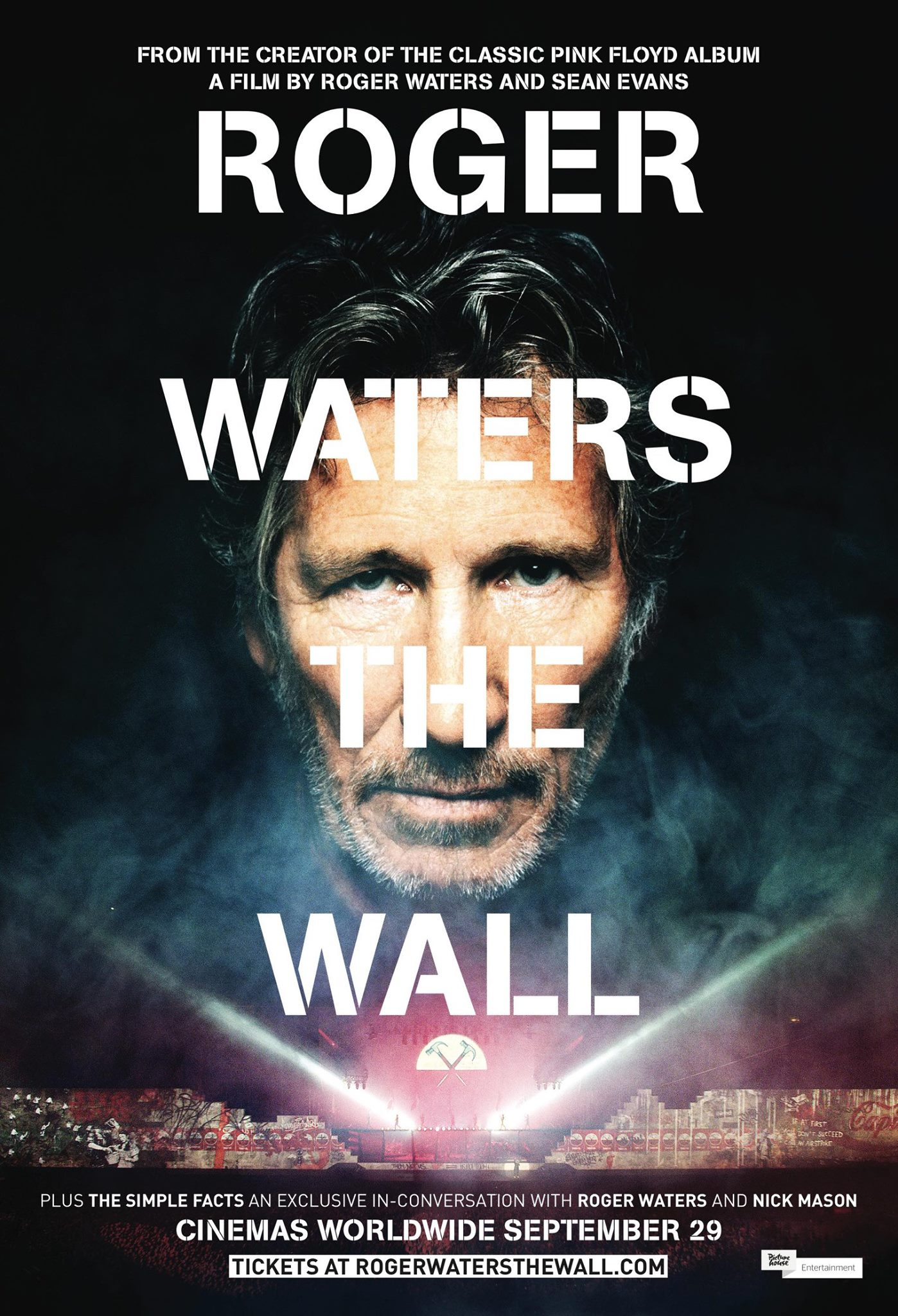 Roger Waters The Wall Film 2015