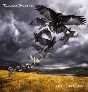 David Gilmour Rattle That Lock Album Cover