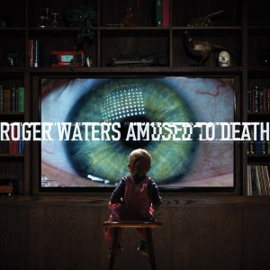 Roger Waters Amused to Death reissue 2015