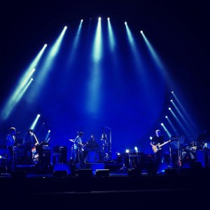 David Gilmour Rehearsals 2015