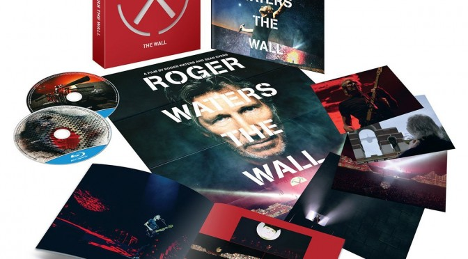 Roger Waters The Wall Film 2015 Special Edition