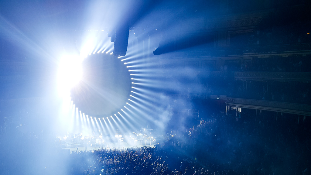 David Gilmour Royal Albert Hall 2016