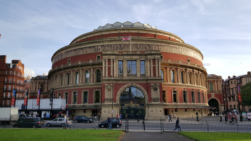 albert hall theatre
