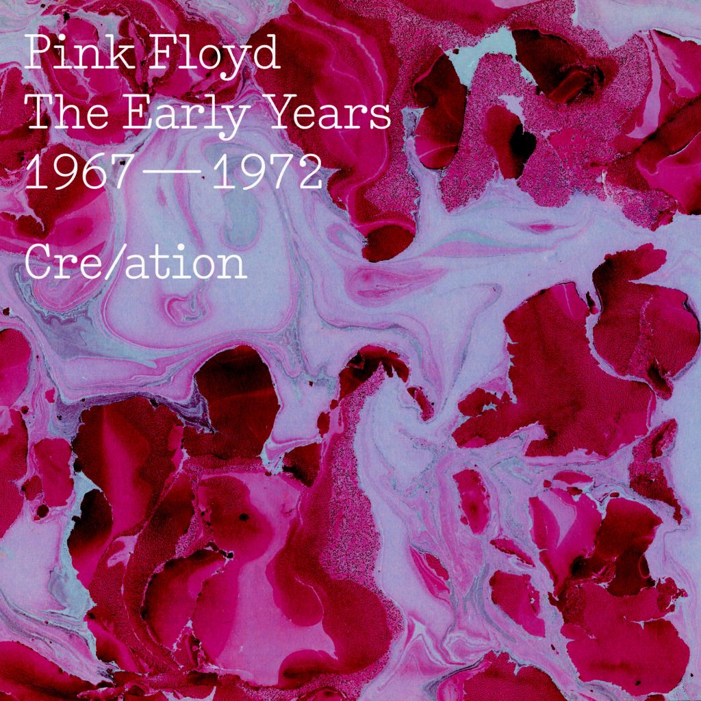 Pink Floyd Creation Front Cover