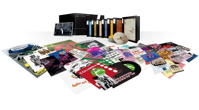 Mammoth Pink Floyd Box Set for Nov 2016 Release! Pink Floyd The Early Years 1965 to 1972
