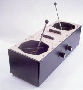 Azimuth used at Queen Elizabeth Hall, South Bank, London 1967
