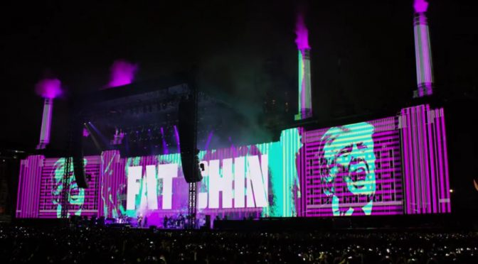Roger Waters 2017 Tour Donald Trump