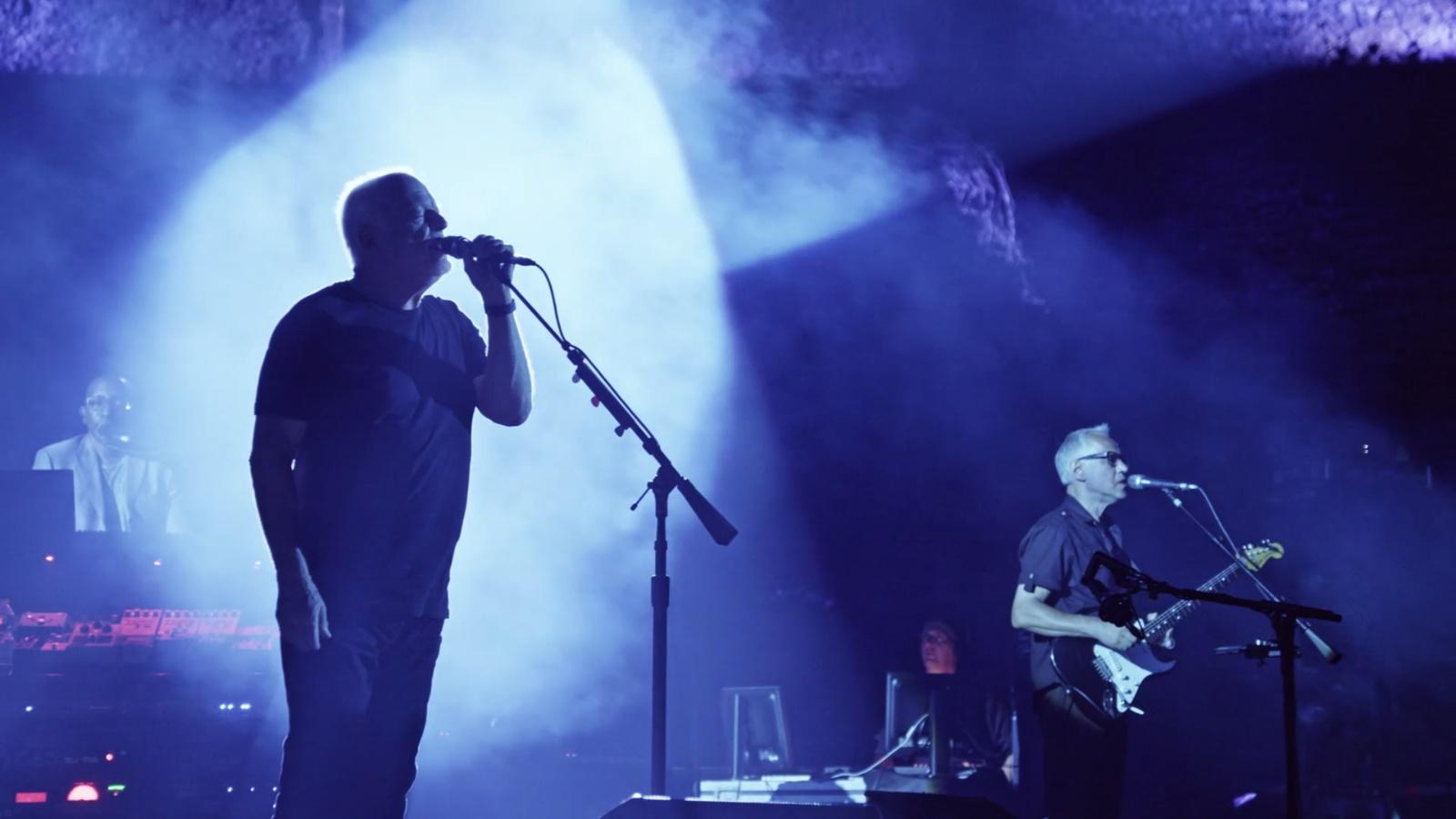 David gilmour tour uk 2017 for Pink floyd gira 2017