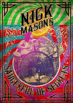Nick Mason European Tour 2018